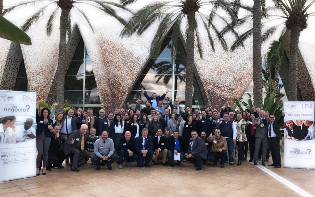 BNI Las Palmas celebra el primer Executive Forum en la Isla